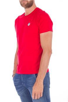 North sail t-shirt uomo ROSSO