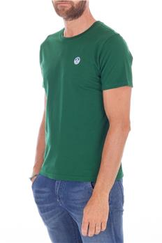 North sail t-shirt uomo VERDE