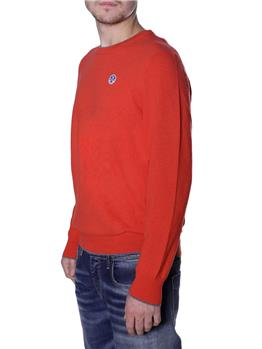 Maglia north sails uomo BRIGHT ORANGE