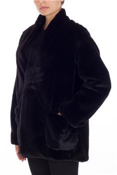 Aspesi giacca donna doubleface NERO