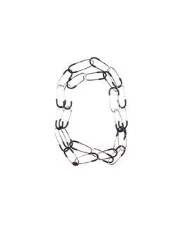 Colllana liviana conti anelli NERO