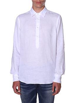 Camicia blusa aspesi uomo BIANCO