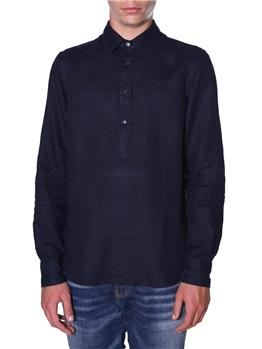 Camicia blusa aspesi uomo BLU