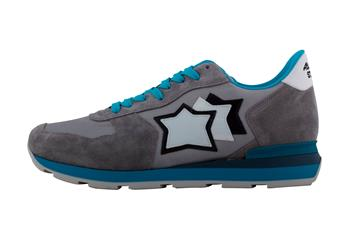Sneakers atlantic star uomo GRIGIO E BLUETTE