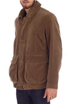 Aspesi giaccone uomo velluto BEIGE