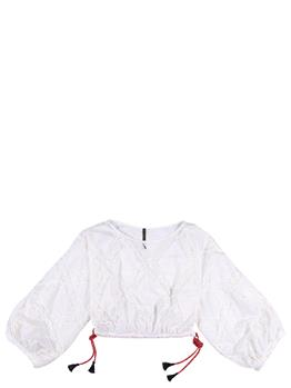 Blusa manila grace OFF WHITE P0