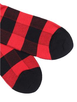 Calza fred perry uomo classica RACING RED