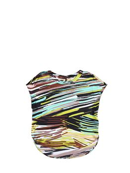 Blusa manila grace stampata CACAO