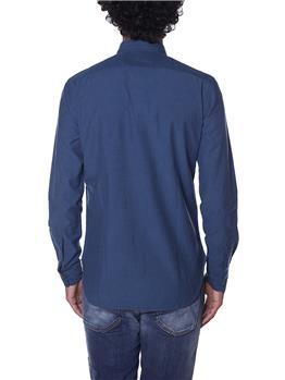 Camicia aspesi uomo leggera BLU - gallery 3