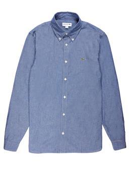 Camicia lacoste classica BLUE