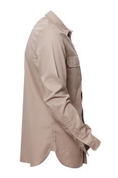 Camicia lacoste 2 taschini BEIGE I4