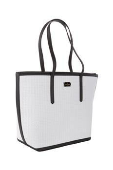 Paul's boutique borsa cleo BIANCO