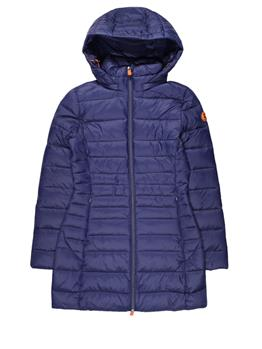 Cappotto piumio save the duck NAVY BLUE