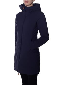 Piumino save the duck donna BLU BLACK