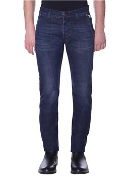 Jeans roy rogers uomo DENIM BLUE