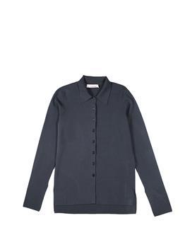 Cardigan camicia liviana conti FOREST GRE