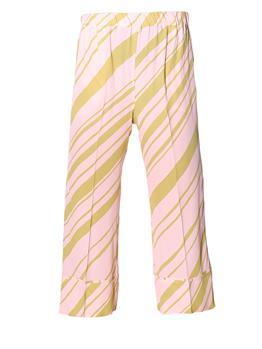 Pantalone liviana conti ROSA E SENAPE