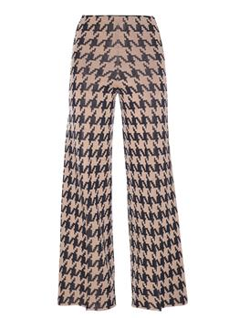 Pantalone liviana conti NERO MARRONE