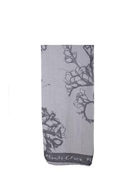 Foulard manila grace jaquard OFF WHITE
