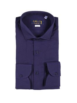 Camicia golf by montanelli BLU P1