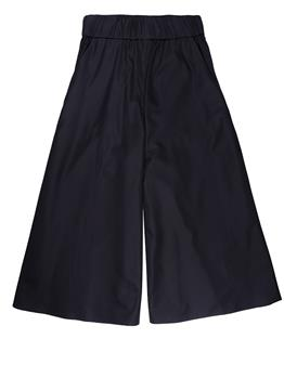 Pantaloni aspesi donna lunghi NERO