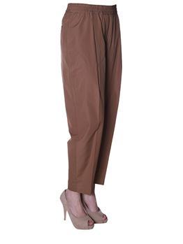 Pantaloni aspesi donna MARRONE CHIARO