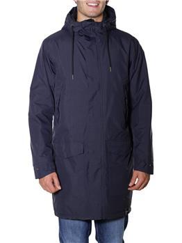Giaccone tretorn rain coat BLU