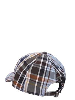 Cappello baseball fred perry CELESTE MEDIO