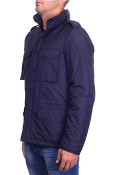 Field jacket aspesi uomo BLU Y7