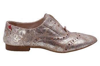 Manila grace scarpa francesina ORO P5