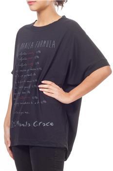 Manila grace t-shirt over NERO P6