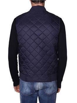 Gilet fred perry uomo BLU - gallery 4