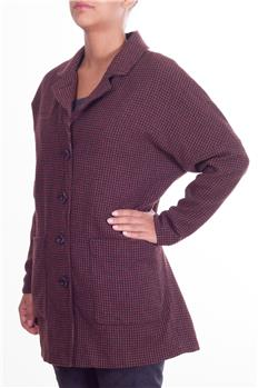 Cappotto manila grace BORDEAUX Y7