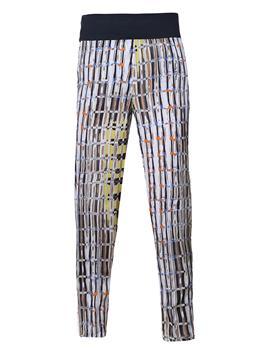 Pantalone manila grace OFF WHITE