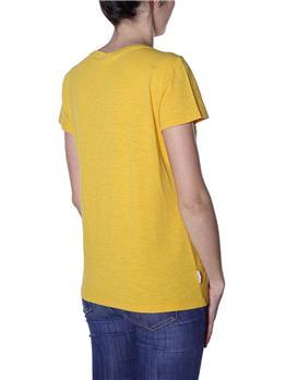 T-shirt manila grace GIALLO AMBRA