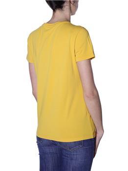 T-shirt manila grace classica GIALLO AMBRA