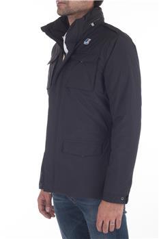 Field jacket uomo marmotta NERO
