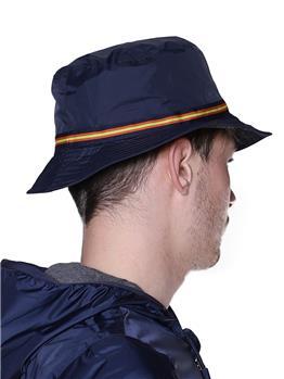 Cappello k-way pascal tape BLUE DEPHT