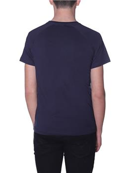 T-shirt k-way uomo basica BLUE DEPHT