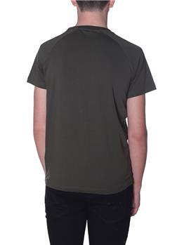 T-shirt k-way uomo basica GREEN AFRICA