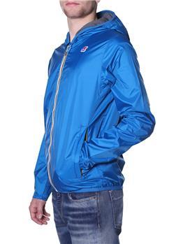 K-way jaques jersey BLUE AVIO