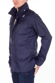 K-way field jacket jersey BLUE DEPHT