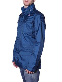 Field jacket k-way uomo BLUE OTTANIO