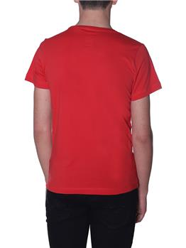 T-shirt k-way uomo classica RED