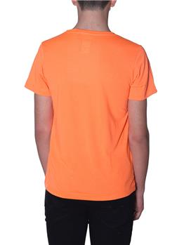 T-shirt k-way uomo classica ORANGE EXTRA FLUO