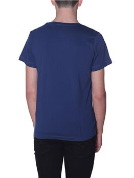 T-shirt k-way uomo classica BLUE DEEP