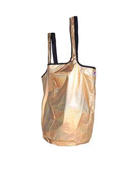 Shopper k-way donna borsa GOLD METAL