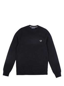 Maglia fred perry uomo BLACK NAVY