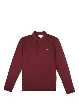 Polo manica lunga BORDEAUX