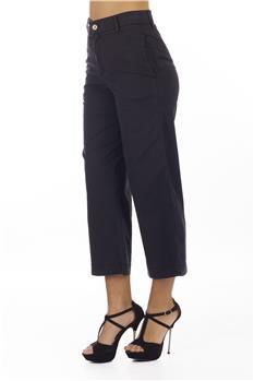 Pantalone latino' donna NERO